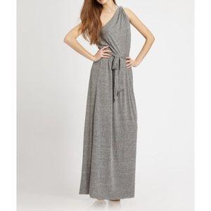 Rebecca Taylor Dresses - Rebecca Taylor One Shoulder Maxi Dress